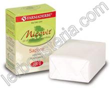Zinco piritione sapone