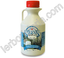 Sciroppo d'Acero Canadese Steeves 500 ml