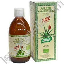 Aloe Arborescens Juice Puro Succo Biologico