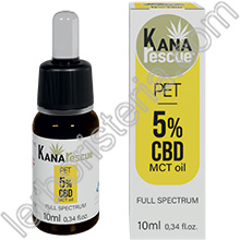 Kanarescue Pet 5% CBD MCT Oil