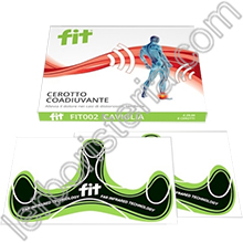 Fit Patch Caviglia Cerotto Coadiuvante senza Farmaco