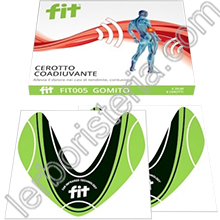 Fit Patch Gomito Cerotto Coadiuvante senza Farmaco