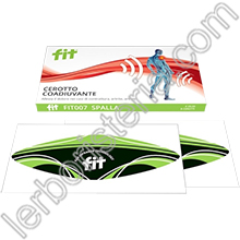 Fit Patch Spalla Cerotto Coadiuvante senza Farmaco