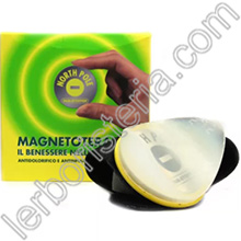 Magnete North Pole Pain-Stopper con supporto Curvo e Fascia Elastica