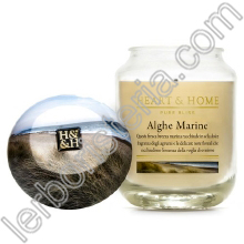 Heart & Home Candela Alghe Marine Big