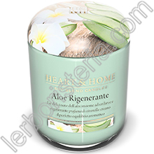 Heart & Home Candela Aloe Rigenerante Big