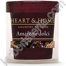 Heart & Home Candela Amarene Dolci Small
