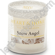 Heart & Home Candela Angelo della Neve Small