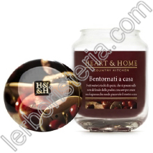 Heart & Home Candela Bentornati a Casa Big