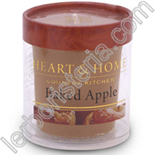 Heart & Home Candela Dolcezza di Mele Small