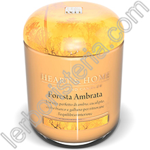 Heart & Home Candela Foresta Ambrata Big