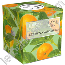 Heart & Home Candela Freschezza Mediterranea Small