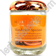 Heart & Home Candela Mandarino Speziato Medium