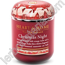 Heart & Home Candela Notte di Natale Big