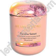 Heart & Home Candela Paradise Sunset Big