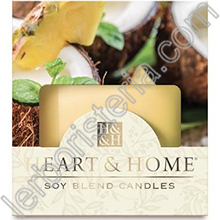 Heart & Home Candela Piña Colada Small