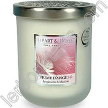 Heart & Home Candela Piume d'Angelo Big