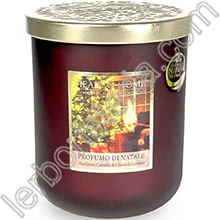Heart & Home Candela Profumo di Natale Big