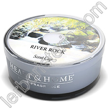 Heart & Home Candela River Rock Scent Cup