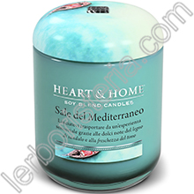 Heart & Home Candela Sale del Mediterraneo Big
