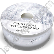 Heart & Home Candela Christmas Wonderland Scent Cup