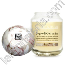 Heart & Home Candela Sogno di Gelsomino Medium