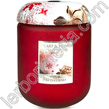 Heart & Home Candela Tepore d'Inverno Medium