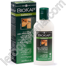 BioKap Bellezza Shampoo Uso Frequente Travel Size