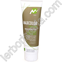 MaxColor Revive Maschera Gold