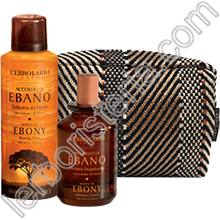 Accordo di Ebano Beauty-Set Barba