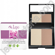 100% Natural Duo Contouring Palette
