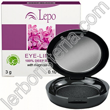 100% Natural Eye-Liner Nero Intenso