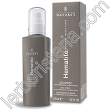 Hematite Mineral Men's Care DeoSpray