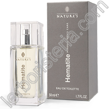 Hematite Mineral Men's Care Eau De Toilette