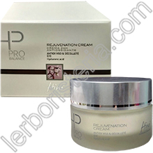 Hino ProBalance Rejuvenation Cream Crema Viso Collo Anti-età Eco-Bio Vasetto Luxury