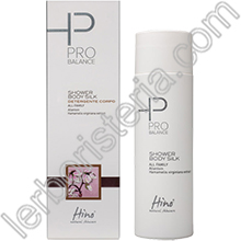 Hino ProBalance Shower Body Silk All Family Gel Detergente Corpo Eco-Bio