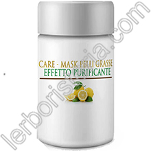 Pocket Care Mask Monodose Pelli Grasse Effetto Purificante 100% Naturale