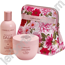 Sfumature di Dalia Beauty-Set Petalo con Bagnoschiuma e Crema Corpo