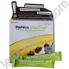 Papaya Start-Up Azione Urto