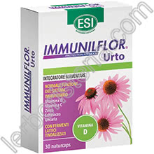 Immunilflor Urto Protection Formula con Vitamina D