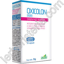 Oxicolon O.F.D. Oxigen Fast Delivered