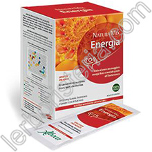 Natura Mix Advanced Energia Bustine Orosolubili