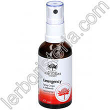 Australian Bush Flower Essences Emergency Spray Corpo e Ambiente