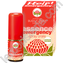 Australian Bush Flower Essences Emergency Spray Orale Mini