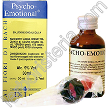 Psycho Emotional 2 - Incertezza - Fiori di Bach
