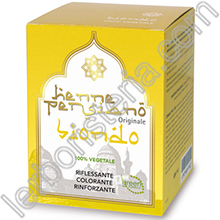 Hennè Persiano Originale Biologico Biondo
