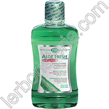 Aloe Fresh Collutorio Retard Zero Alcool