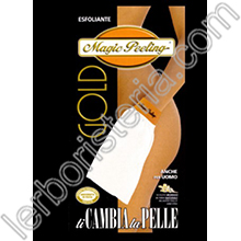 Magic Peeling Gold Guanto Esfoliante
