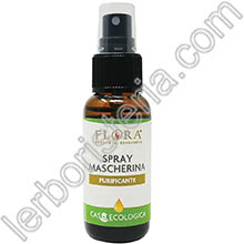 Spray Mascherina Purificante