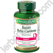 Beauty Beta-Carotene